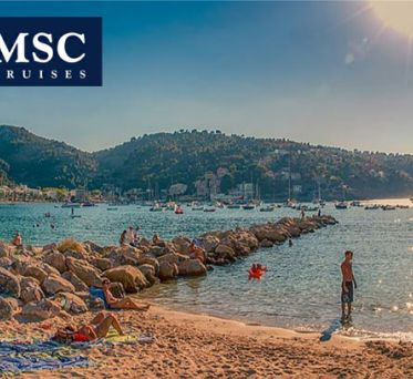 Majorca Beach Stay & Med Party Cruise